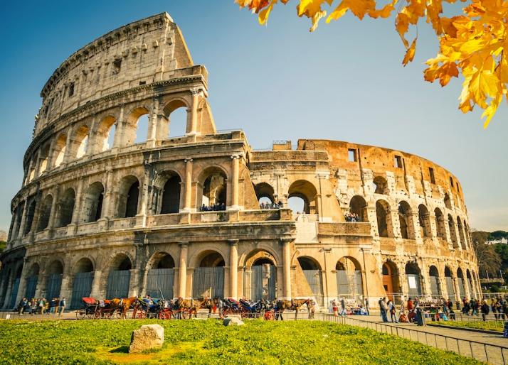 4 días en Roma 199€/p= vuelos + alojamiento + 3 desayunos + vistas