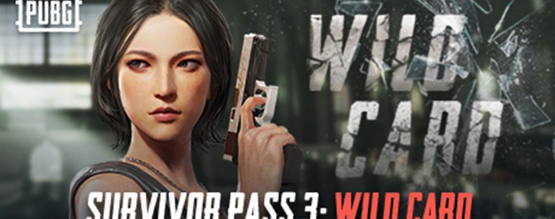 Survivor Pass 3: Wild Card PUBG con descuento