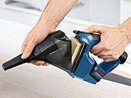 Aspiradora seco y húmedo. Bosch Professional 06019E3001 Aspiradora en seco y húmedo, 12 V, Azul