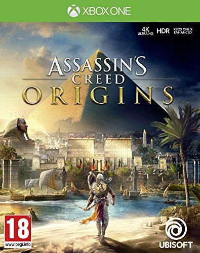 Assassin's Creed Origins - Xbox One (físico)