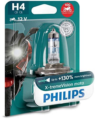 Bombilla H4 para moto Philips X-treme vision