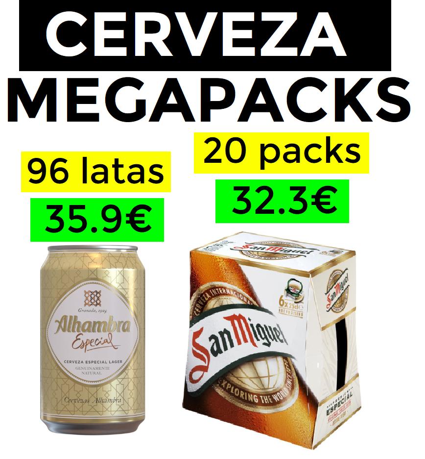Descuento del IVA + promociones extras en cervezas