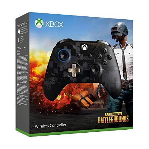 Mando Xbox One edición limitada PUBG+ Gears 4