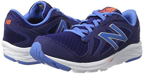 New Balance 490v4 - Mujer Talla 36, color azul