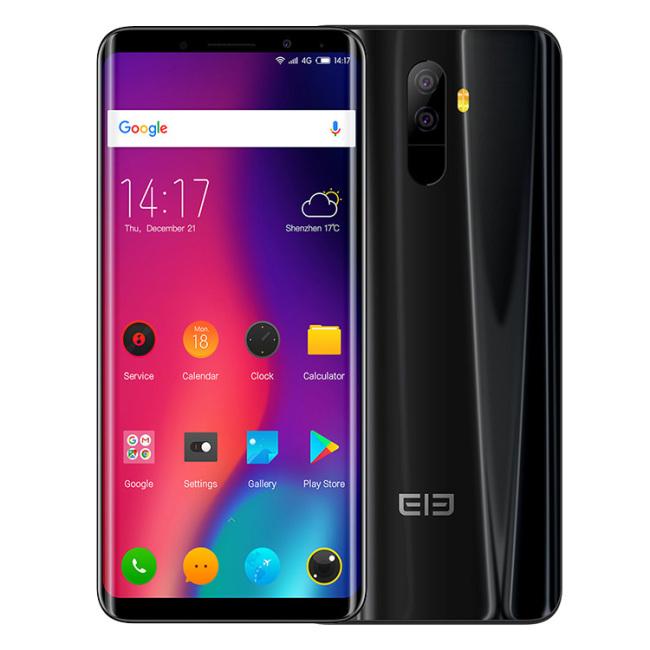 ELEPHONE U PRO 4G 6/128GB AMOLED