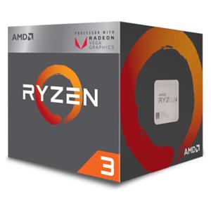 Procesador AMD RYZEN 3 2200G 3.5GHZ 4-CORE AM4
