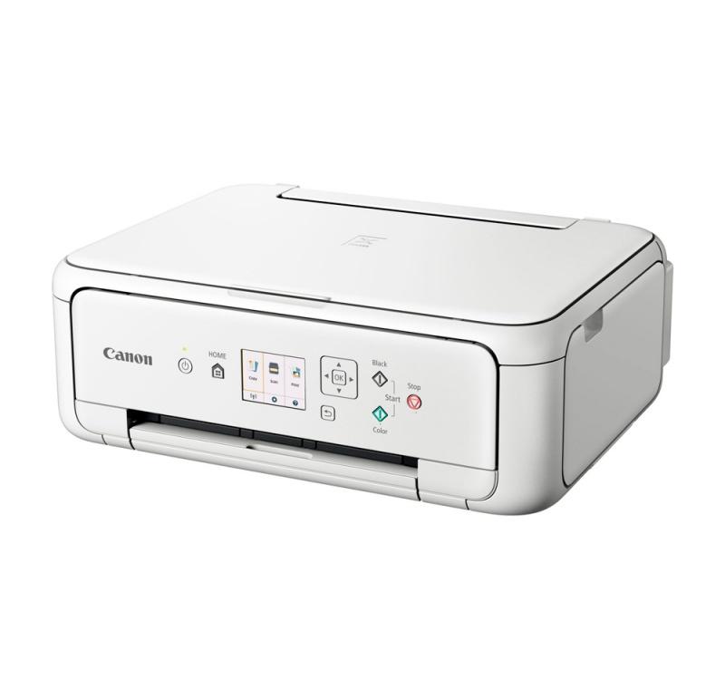 Impresora Multifunción Canon Pixma TS 5150 Wifi Blanca