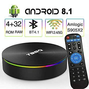 TV Box 4Gb RAM