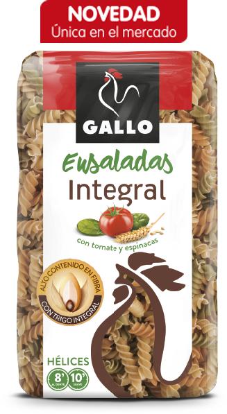 Gratis Pastas Gallo ensalada (reembolso)