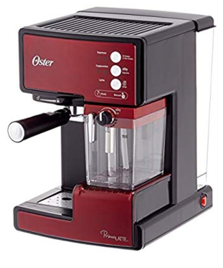 Oster Bvstem 6601 R Cafetera Expresso