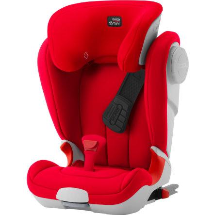 Silla para coche Britax Römer Silla de coche Kidfix II XP SICT Fire Rojo