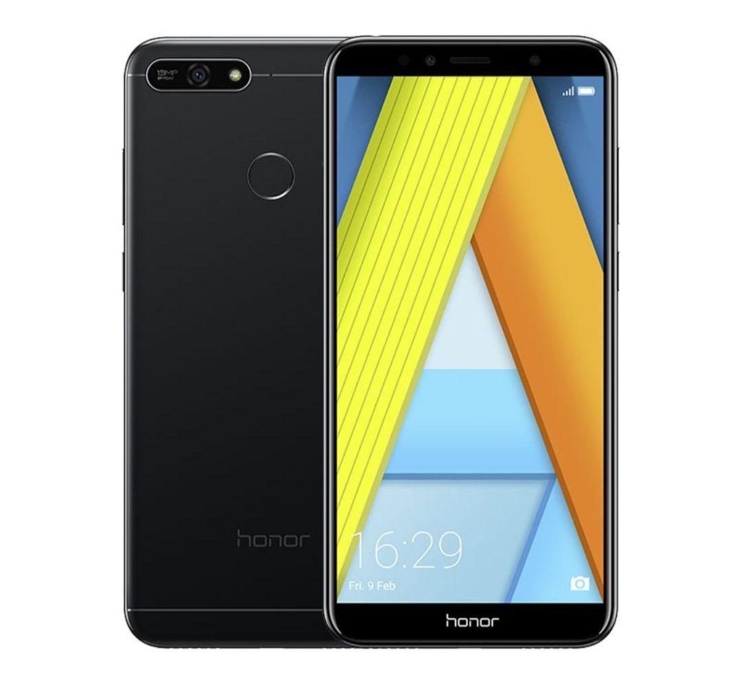 Honor 7A oferta semana santa