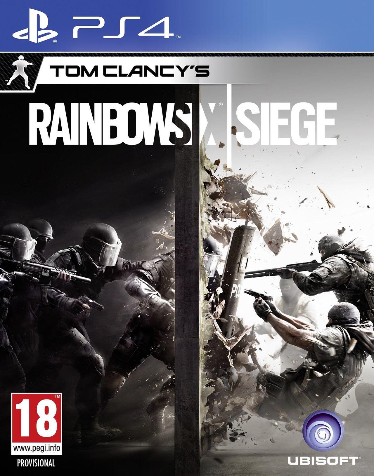 PC, PS4 Y XBOX ONE: RAINBOW SIX SIEGE (Gratis del 15 al 18 o 20 de Febrero)