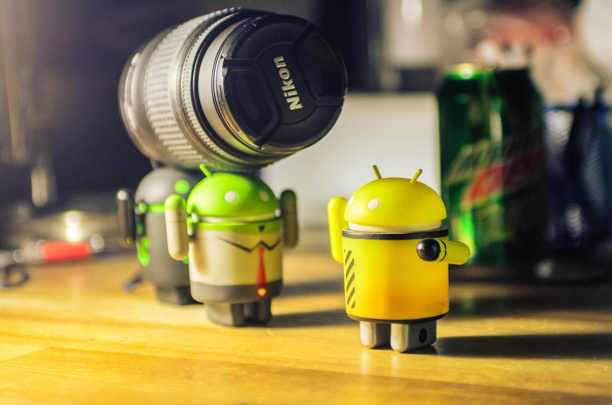 4 APPs de fotografías (Android, Gratis por tiempo limitado)