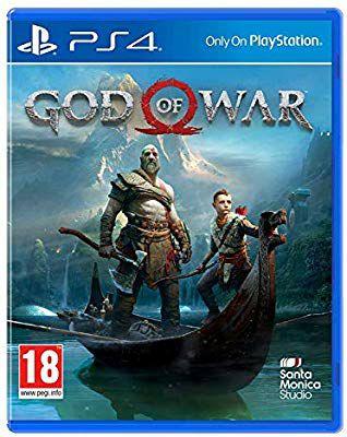 God of War - Edición Estándar  (PS4)