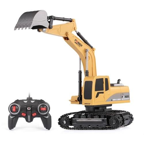 Excavadora RC