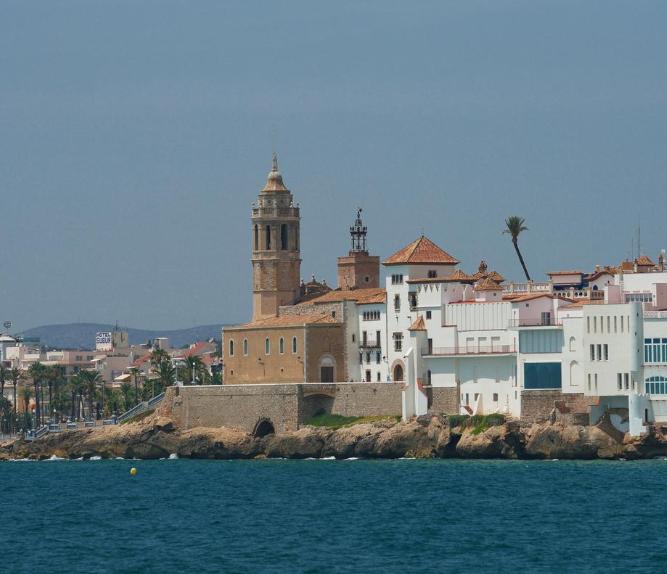 Hotel 4* en Sitges 31€ la noche para dos personas