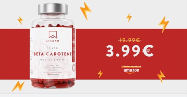 Beta caroteno Aavalabs