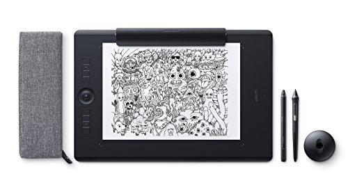 Wacom PTH-660P Intuos Pro M Paper Edition Tableta gráfica con lápiz digital