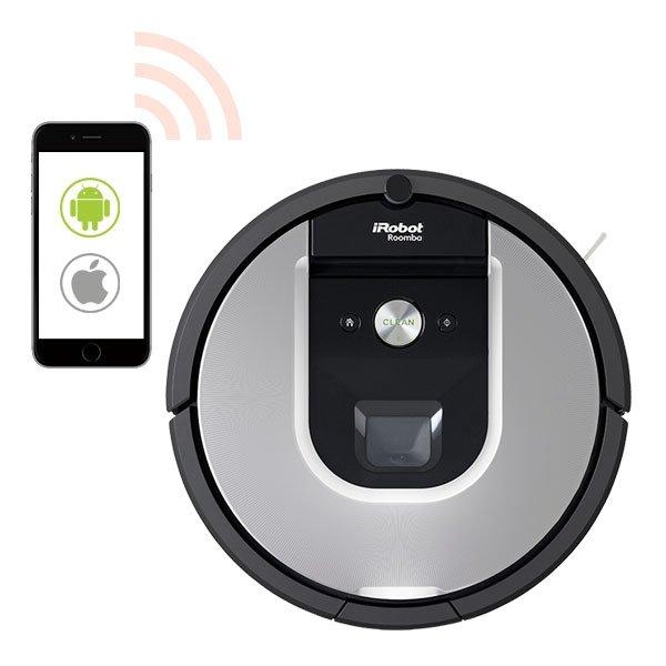 Roomba 965 robot aspirador solo 409€
