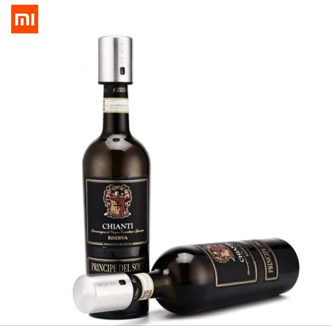 P.R.E.C.I.A.Z.O Tapón al vacío para botellas de vino Xiaomi