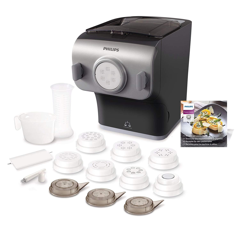 Philips HR2355/09 - Máquina para hacer pasta (115€ y 143€ reaco)