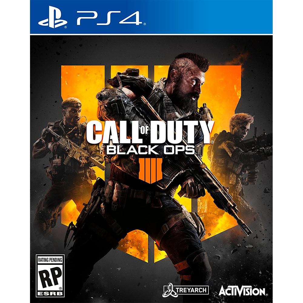 Call of Duty Black Ops IIII PS4 solo 19.9€