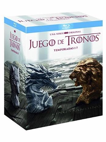Juego De Tronos Temporada 1-7 Edición Premium