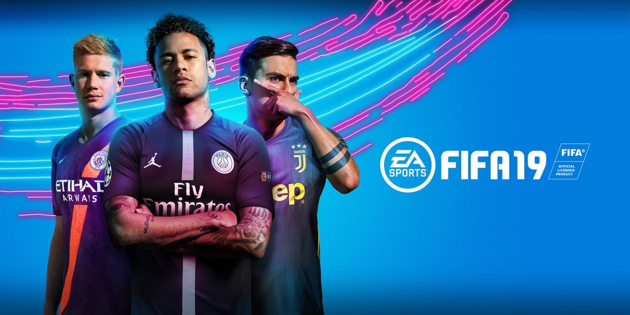 FIFA 19 Nintendo Switch (eShop)