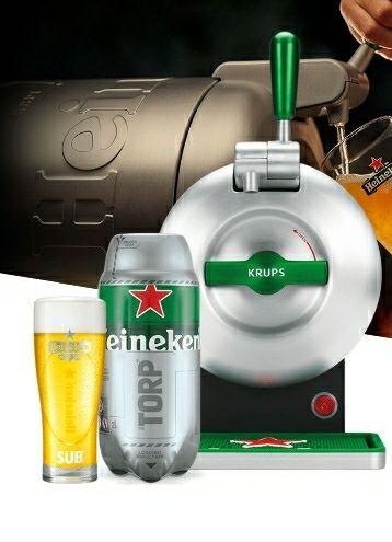 PIENSA EN VERDE.....     Heineken