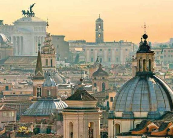 Vuelos a Roma en Junio desde 36€ ida y vuelta