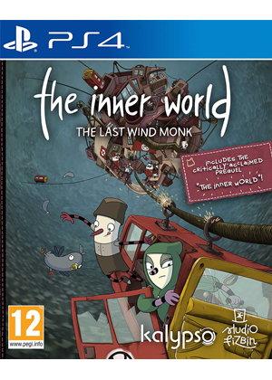[PS4 físico] The Inner World: The Last Windmonk