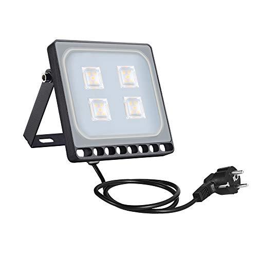Foco LED 20w impermeable solo 8.4€