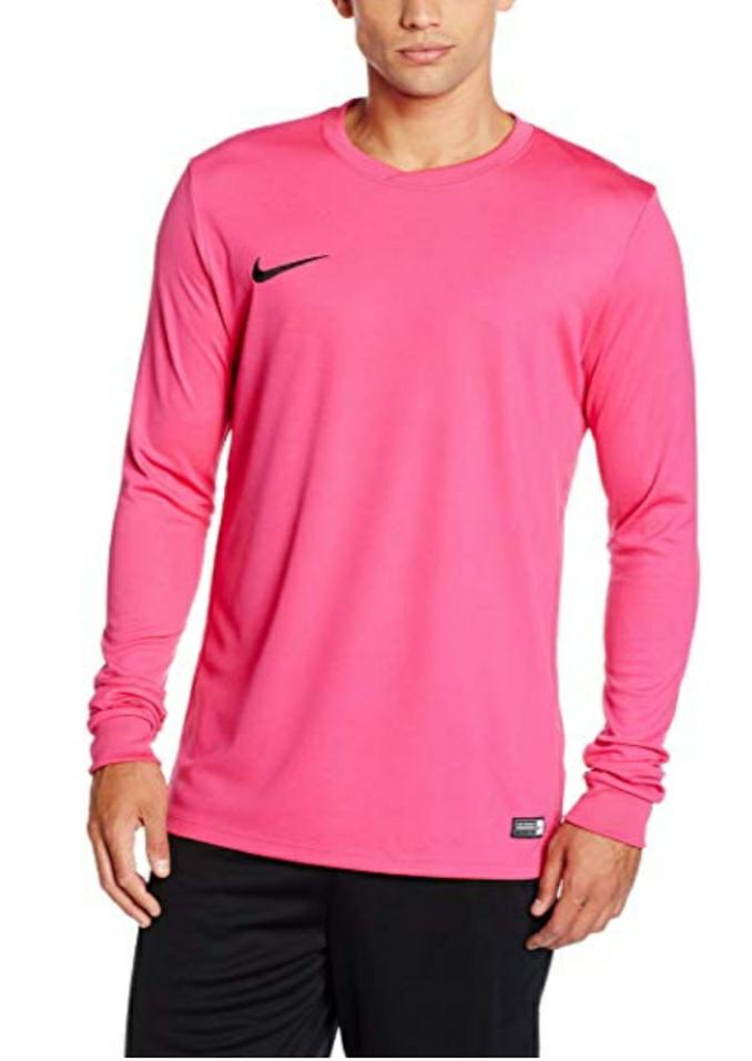 Camiseta Nike LS Park talla M