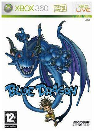 Blue Dragon Retrocompatible con Xbox One en oferta!