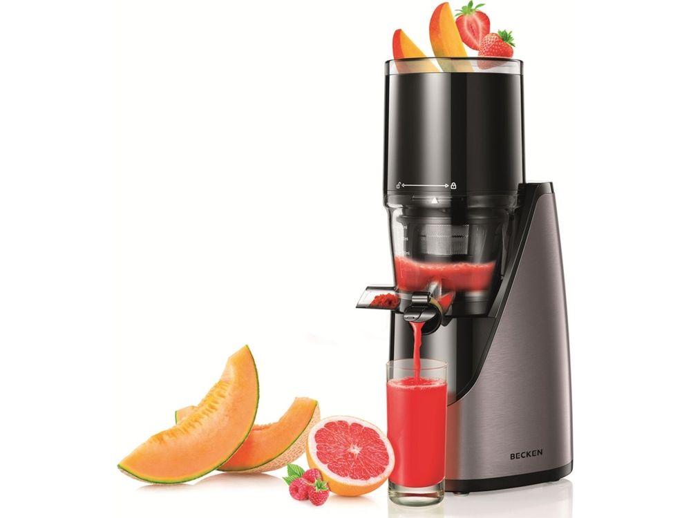 Licuadora Slow juicer BECKEN Bsj-2283 200W