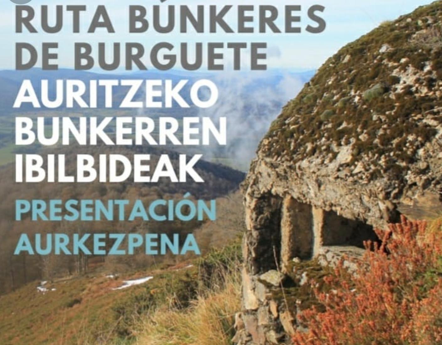 Navarra: Paseos guiados por los búnkeres de Auritz + Degustación (Gratis)