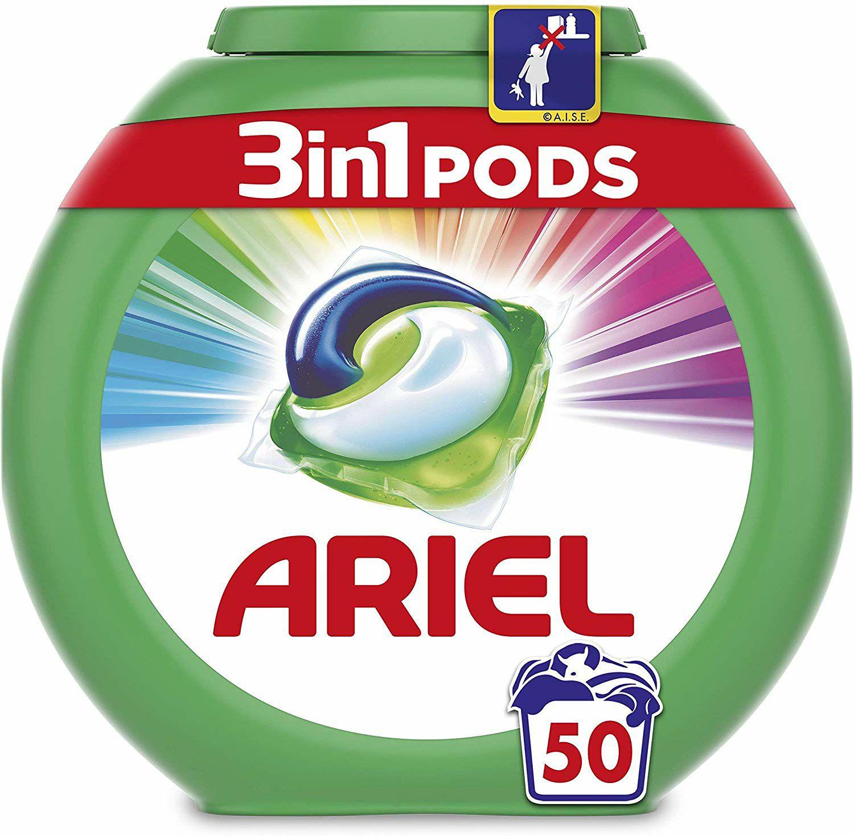 Ariel 3 en 1 pods Amazon prime