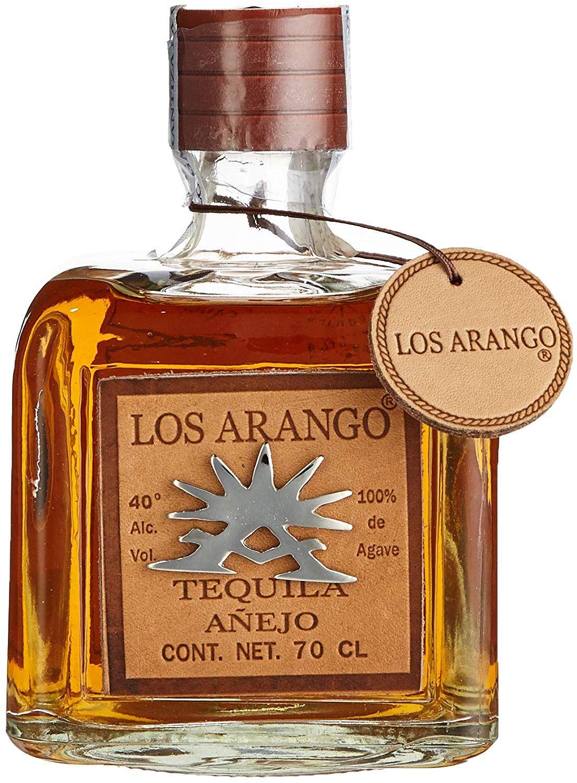 Tequila Los Arango añejo - 700 ml.