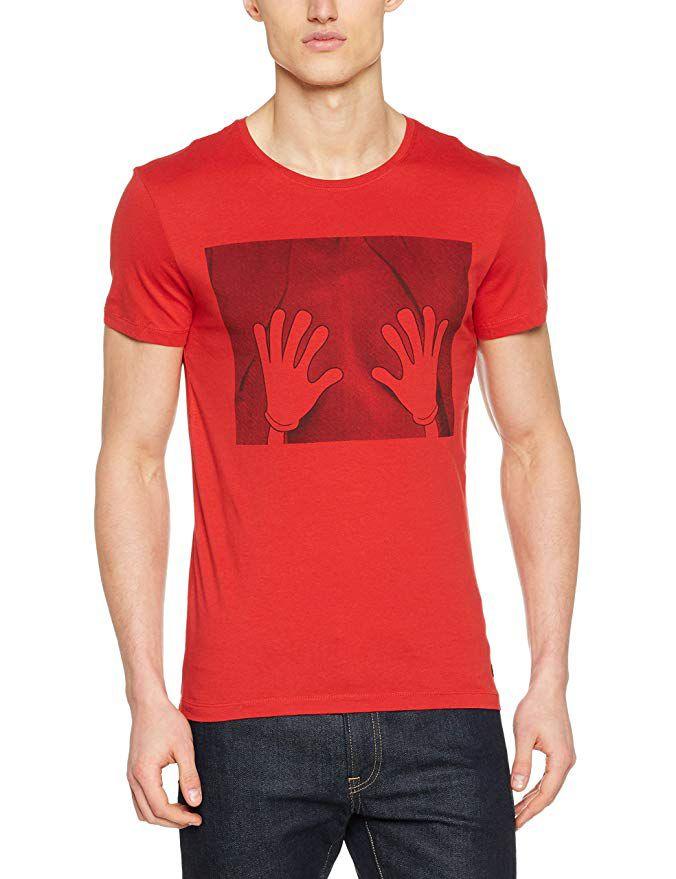 Camiseta BLEND (Producto plus) en talla M