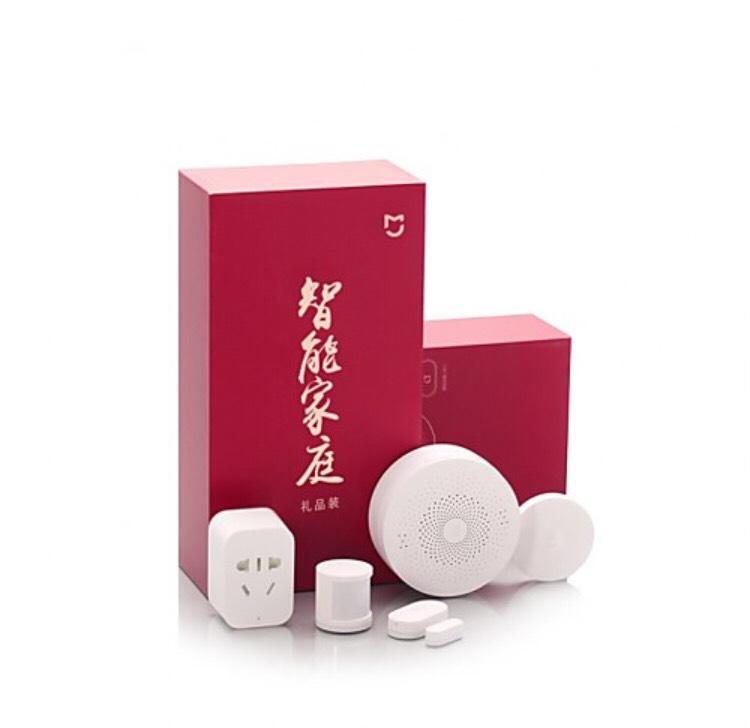 Kit inicial Xiaomi seguridad, Domotica y confort