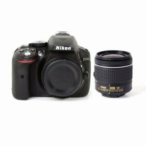 Nikon D5300 + Objetivo AF-P DX 18-55mm f/3.5-5.6G VR
