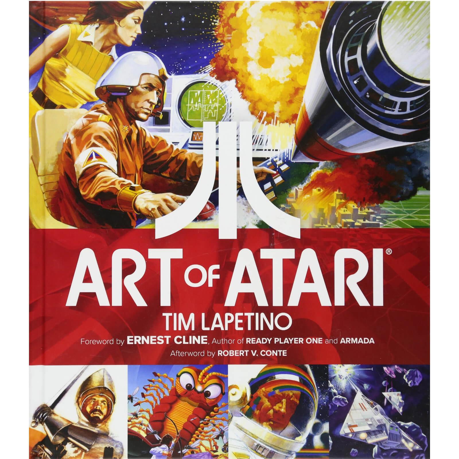 Rebaja del libro: El Arte de Atari - Formato físico