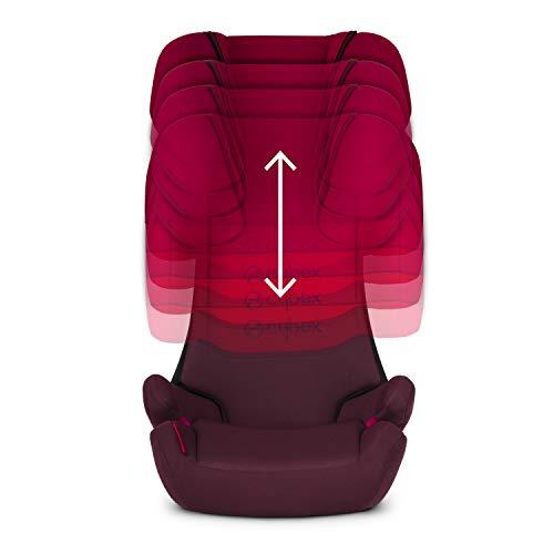 Silla de coche para niños CYBEX Solution X-fix