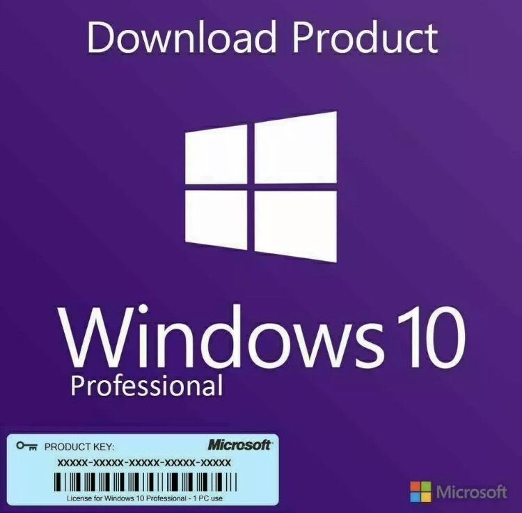 Licencia Windows 10 Pro por 1,98€