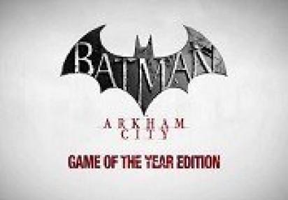 PC (STEAM): BATMAN ARKHAM CITY GOTY EDITION