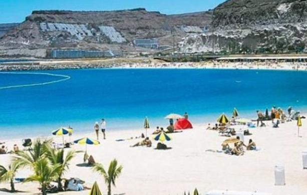 8 días en Gran Canaria en Mayo 161€/p= alojamiento con cocina + vuelos desde Madrid