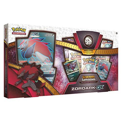 Pokemon JCC Caja Colección Especial Zoroark-GX - Español