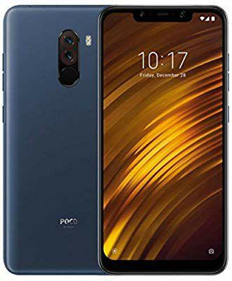 Xiaomi Pocophone F1 6/64 GB (Azul) [Versión española]