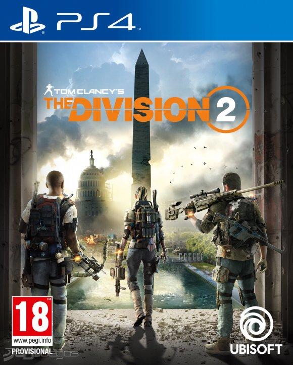 The Division 2 para PS4